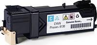 Заправка картриджа Xerox Phaser 6130 cyan в києві