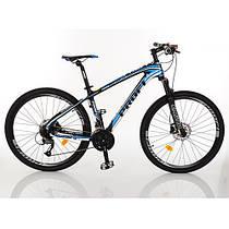 Велосипед 27,5д. EB275STUBBORN CB275.2, черно-синий