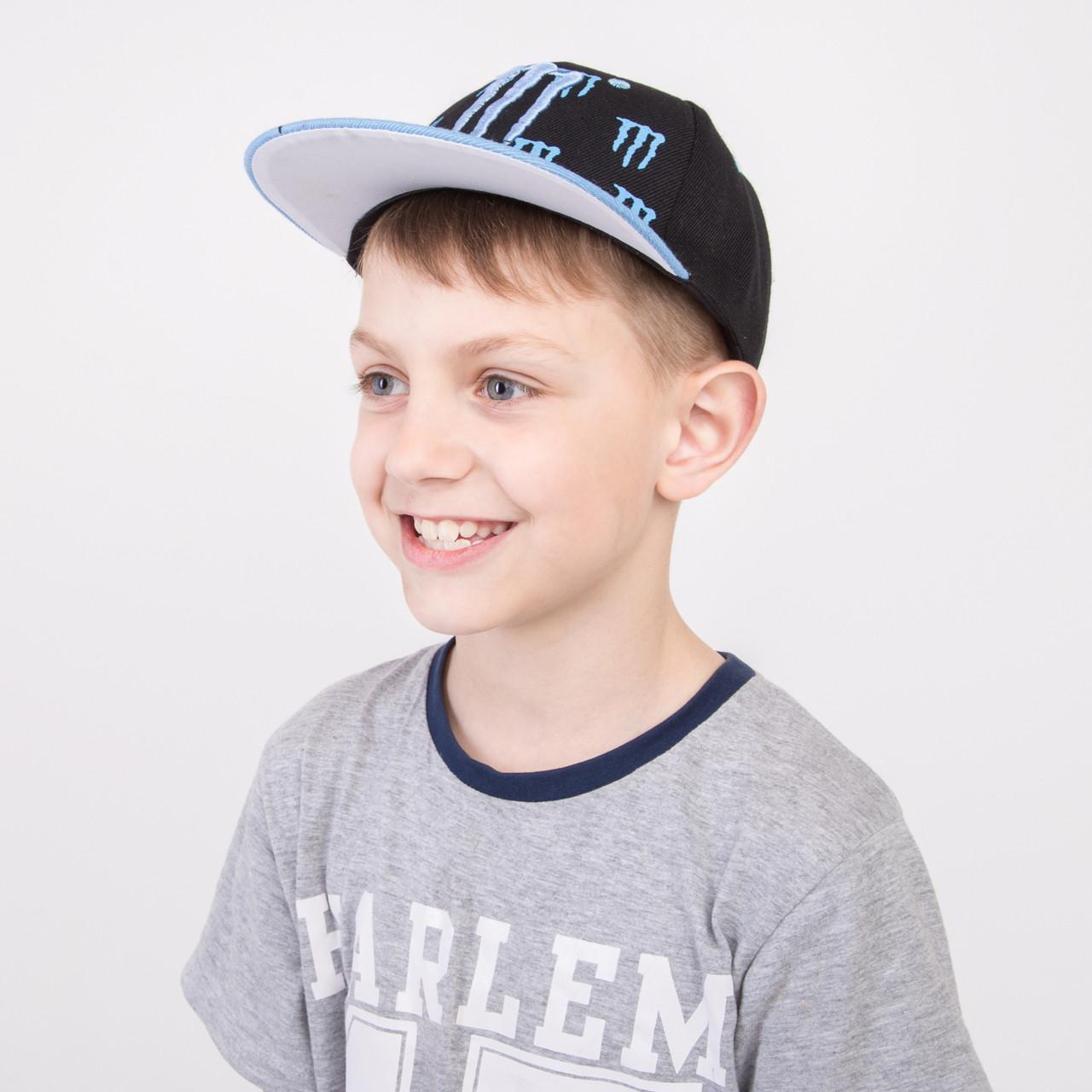 Весенняя кепка Snapback для мальчика оптом - 82018-14