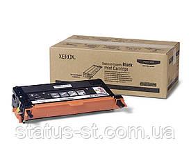 Заправка картриджа Xerox Phaser 6180 black