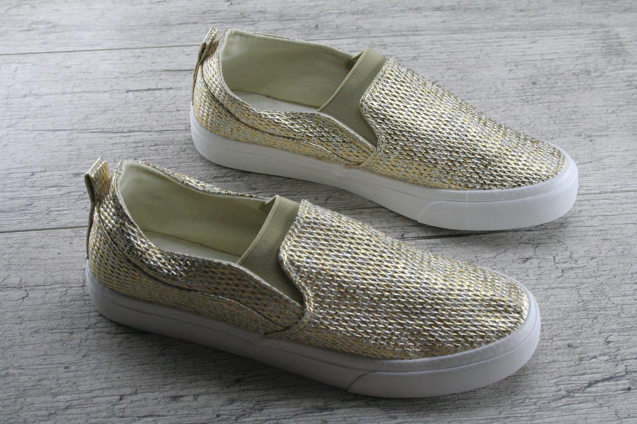 Слипоны, мокасины, кеды женские Navigator, обувь весенняя, повседневная