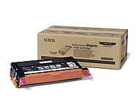 Заправка картриджа Xerox Phaser 6180 magenta