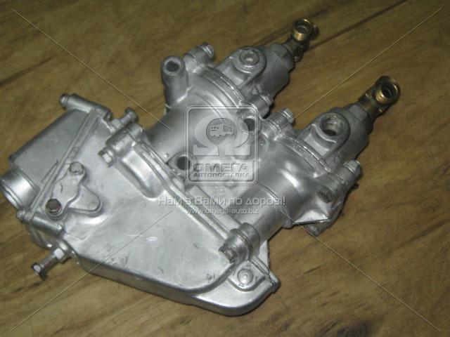 Кран тормозной 2-секционный  ЗИЛ 130. 131-3514010-Б. Ціна з ПДВ.