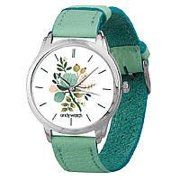 Женские часы Andywatch Spring AW 595 зелёные