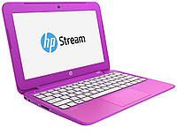 Ноутбук HP Stream 11 2/32GB N2840 (d050nr) Розовый