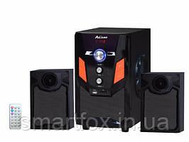 Акустическая система PC 2.1 AiLiang F-076 USB/FM+пульт