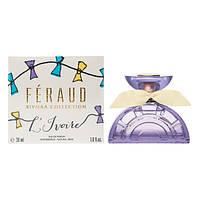 Louis Feraud - L'Ivoire Riviera Collection (2014) - Парфюмированная вода 30 мл - Редкий аромат