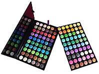 Тени для макияжа 120 цветов. Палитра/палетка теней, фото 3