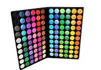 Тени для макияжа 120 цветов. Палитра/палетка теней, фото 4