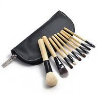 Набор кистей для макияжа Bobbi Brown 9 шт + чехол в  ПОДАРОК!!!, фото 3