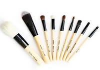 Набор кистей для макияжа Bobbi Brown 9 шт + чехол в  ПОДАРОК!!!, фото 4