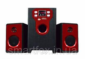 Акустическая система PC 2.1 AiLiang F-11С USB/FM+пульт