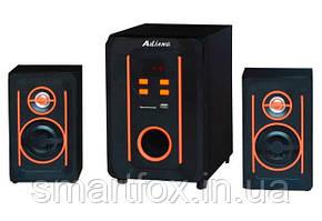 Акустическая система PC 2.1 AiLiang F-11К USB/FM+пульт