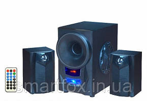 Акустическая система PC 2.1 AiLiang F-039 USB/FM+пульт