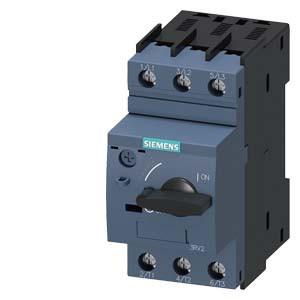 Автомат защиты двигателя Siemens 3RV2, 3RV2011-1GA10