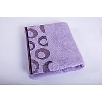 Полотенце Shamrock - Arion лиловое 50*90 см