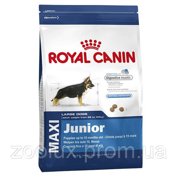 Royal Canin MAXI JUNIOR 1КГ
