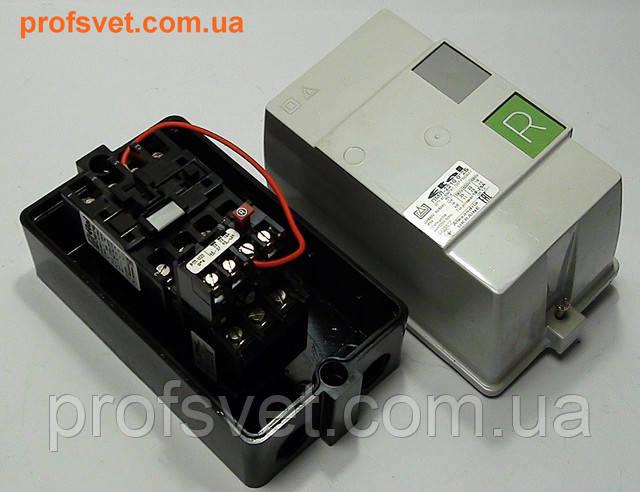 фотография магнитный пускатель пмл-2210 25а в корпусе ip54 Этал