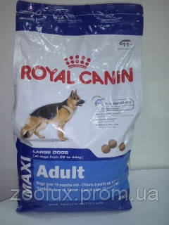 Royal Canin MAXI ADULT 4 КГ