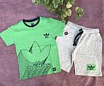 Костюм с шортами детский для мальчиков, фото 2