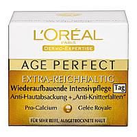 L'Oréal Dermo Expertise Age Perfect Reparierende Intensivpflege TAG - Антивозрастной крем для лица