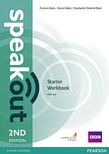 Speak Out 2nd Starter WorkBook+key