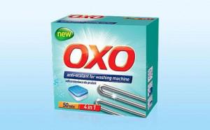 "Таблетки для посудомоечных машин ""OXO"" (40 таблеток)"