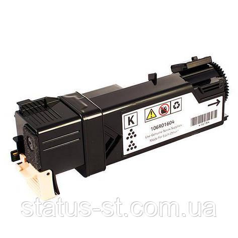 Заправка картриджа Xerox 106R01604 Black для принтера Phaser 6500N, 6500DN, WC 6505N, 6505DN, фото 2