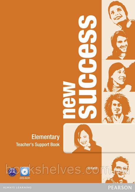 Success NEW Elementary Teacher's Book+DVD