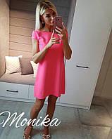 Женское летнее платье свободное, фото 1