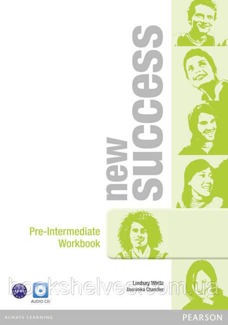Success NEW Pre-Intermediate WorkBook+Audio CD