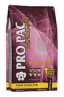 Pro Pac DOG Meadow Prime 2,5кг - беззерновой корм  для взрослых собак всех пород