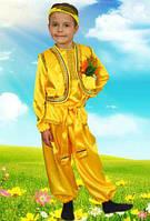 Колосок ( месяц сентябрь ). 128-152 см.  Детские карнавальные костюмы