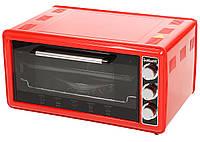 Електропіч SATURN ST-EC1074 Red, фото 1