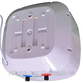 Водонагреватель (Бойлер) на 15 литров электрический WILLER PA15R New Optima Mini, фото 2