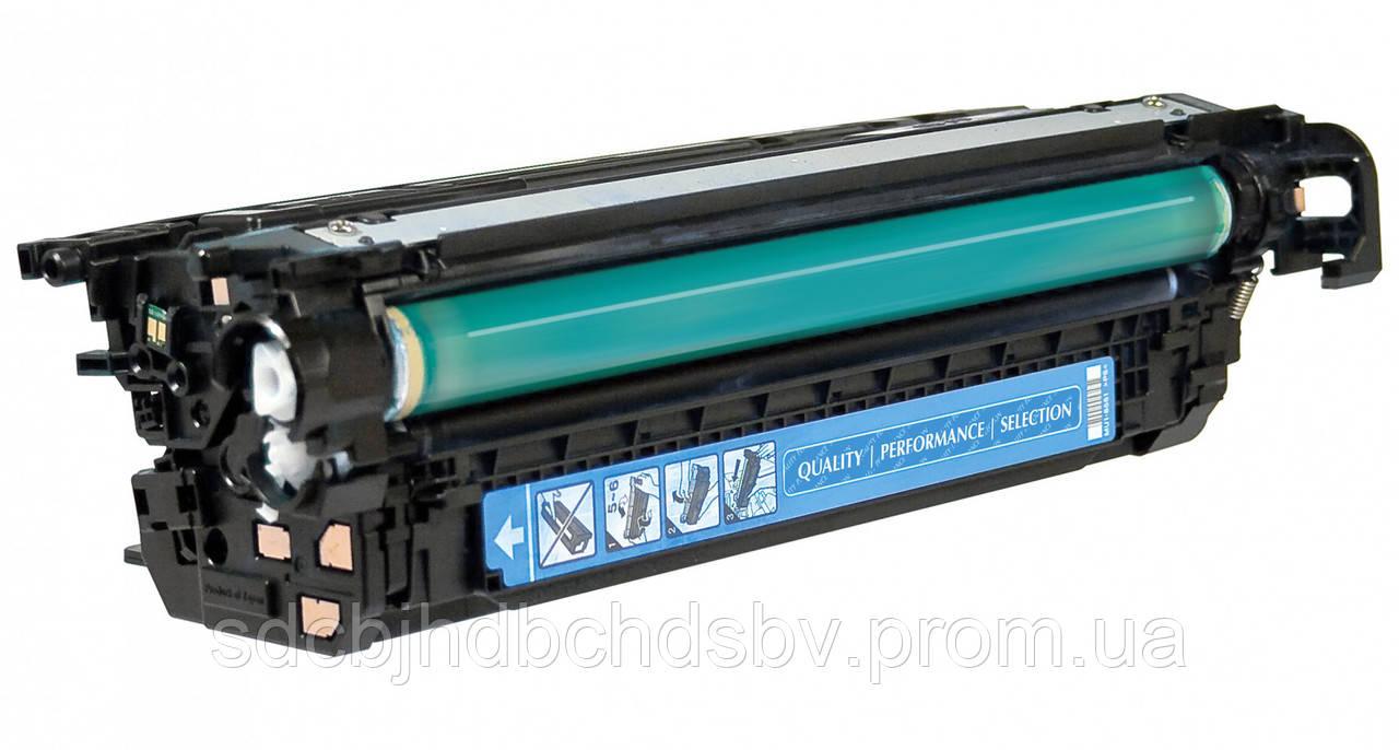 Картридж HP CE261A (№648A) для принтера HP Color LaserJet CP 4020, 4025, 4520, 4525