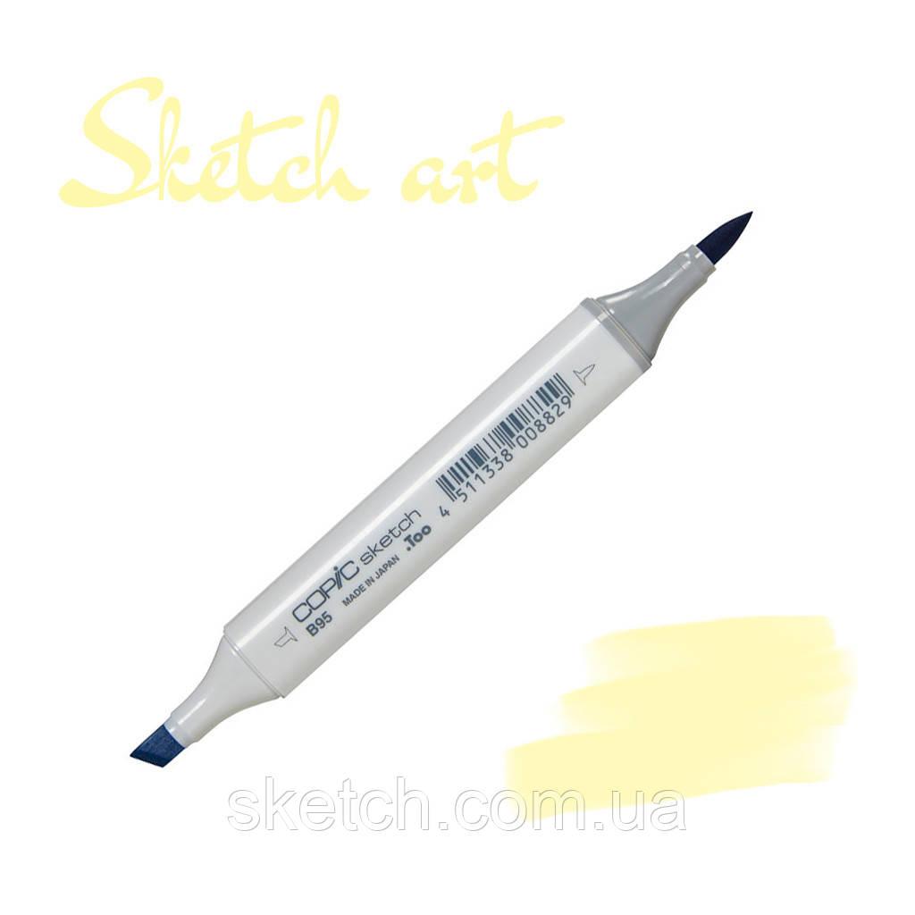 Copic маркер Sketch, #Y-13 Lemon yellow