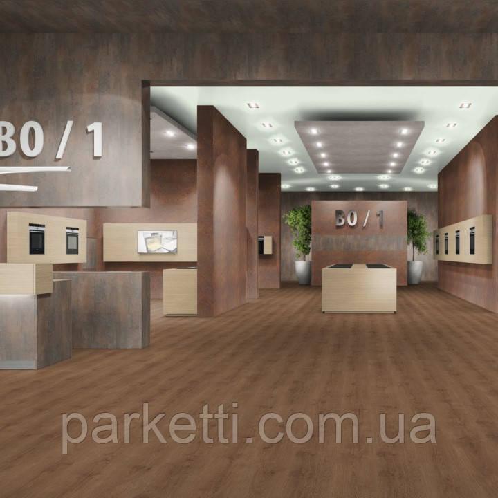 Egger PRO Design Large 5/33 UF EPD031 Дуб шлифованный коричневый виниловая плитка