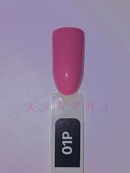 """Гель-лак """"Ваsic collection"""" 8 мл, KODI PINK, 01P  (розовые оттенки)"""