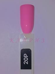 """Гель-лак """"Ваsic collection"""" 8 мл, KODI PINK, 20P  (розовые оттенки)"""