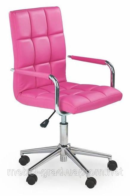 Детское компьютерное кресло Gonzo 2 / Гонзо 2 Halmar розовый