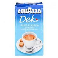 Кава мелена без кофеїну LAVAZZA, 250 г