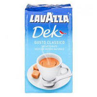 Кофе молотый без кофеина LAVAZZA, 250 г