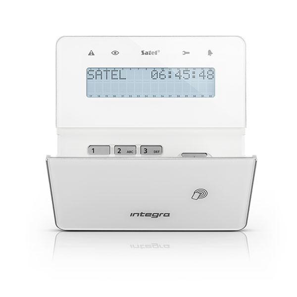 Клавіатура Satel INT-KWRL2-WSW