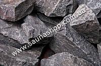 Камни для саун и бань Диабаз колотый, 20 кг.