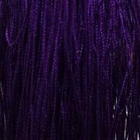 Шторы нити Однотонные Лайт №212 Тёмно Фиолетовый