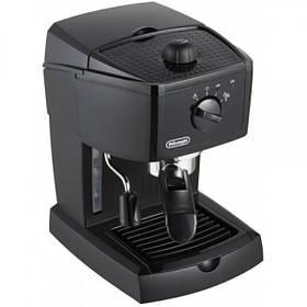 Кофеварка Delonghi EC 146B black