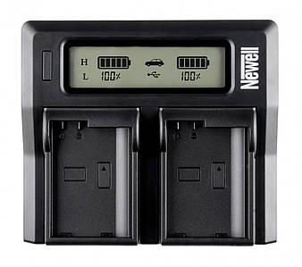 Двойная зарядка Newell для NP-FW50