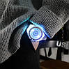 Женские часики Geneva с подсветкой, фото 5