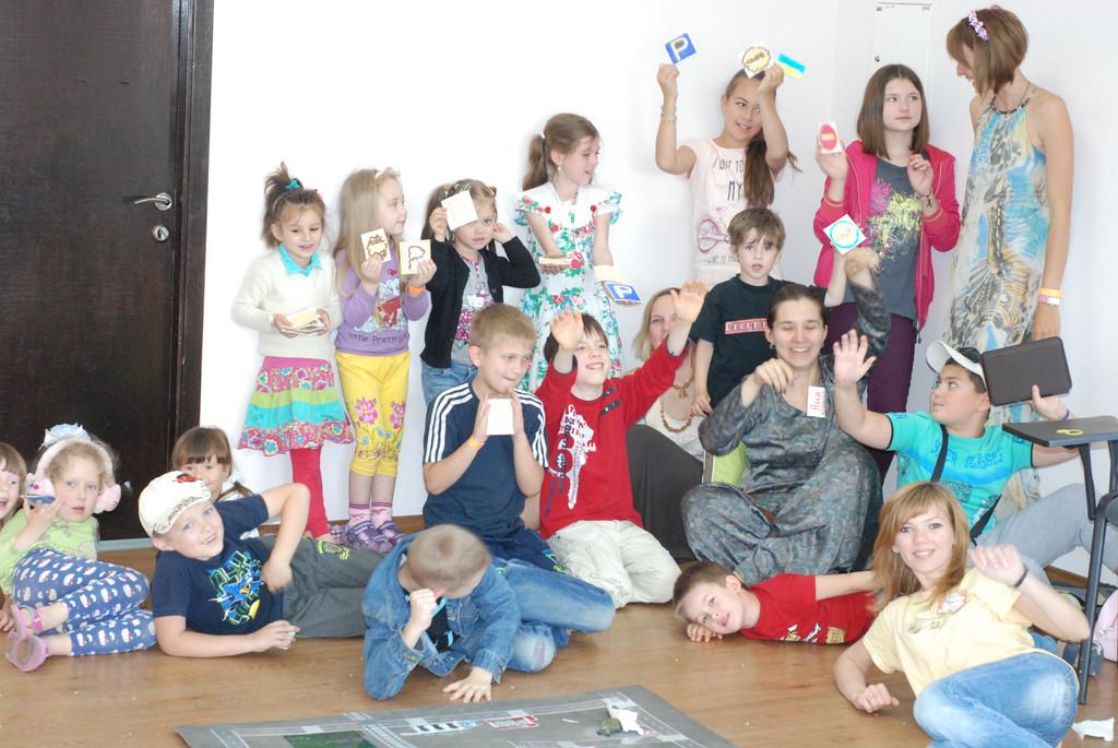 Альфа-Фест 2014-первый опыт участия с проведением мастер-классов для детей 5